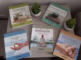Libros Colección Bienestar