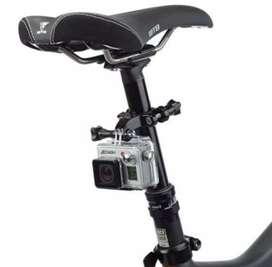 Adaptador GoPro para bicicleta