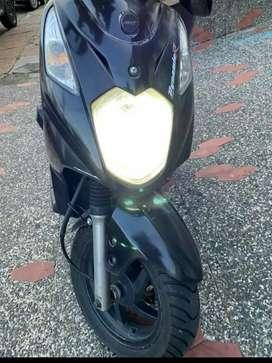 Moto akt dynamic 125