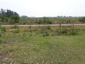 Vendo Terreno sobre Ruta 119