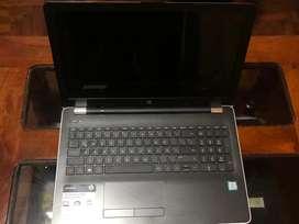 Notebook HP, excelente estado, 8gb de ram, 1TB de almacenamiento, intel core i7