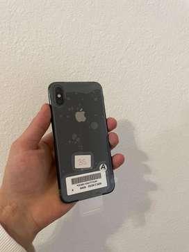Vendo iPhone X de 64GB seminuevo perfecto estado
