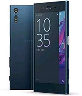 Sony Xperia XZ color forest blue
