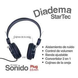 Diadema Startec