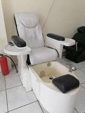 Mueble para Pedicure HOMEDICS