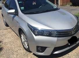 Toyota Corolla xei-2015 Excelente-