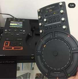 nextbeat dj controller
