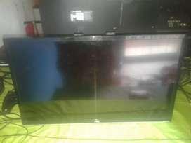 Combo tv full hdmi kelly 24 pulgadas xbox360 slim con freestyle aurora