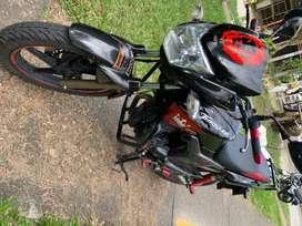 SE VENDE: (Héro) moto THILLER 2016único dueño