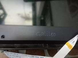 Teclados pantallas repuestos baterías cargadores para portátiles mini galileo