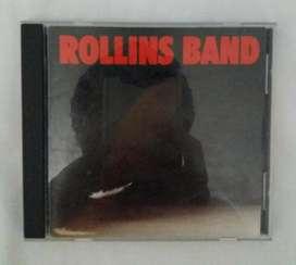 Rollins band weight cd original