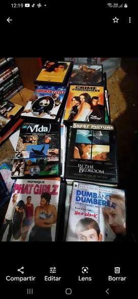DVDs originales películas a 9000