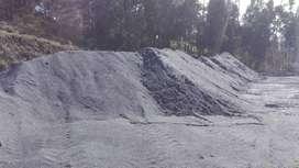 Carbon - Antracita molida. Venta x toneladas. Diferentes granulometrias . Carbojet