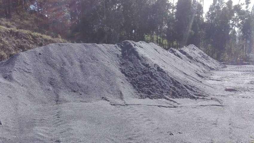 Carbon - Antracita molida. Venta x toneladas. Diferentes granulometrias . Carbojet 0