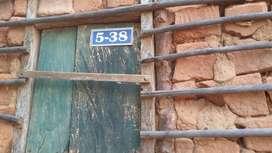Se Vende Lote Campestre Cn Casa de Barro - medida: 10mts de frente x 20 de fondo.