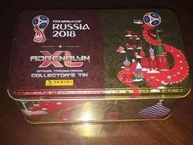 Russia 2018 caja de cartas Edicion especial
