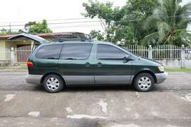 Vendo mini Van