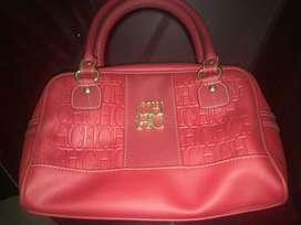 Bolso Elegante Rojo