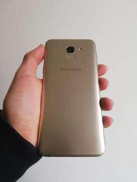 Samsung J6 Vendo o Cambio