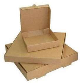 Busco vendedora para vender cajas de carton