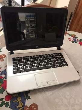Vendo Laptop HP nueva 10/10