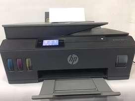 Impresora multifuncional HP Smart tank 530 con tinta continua