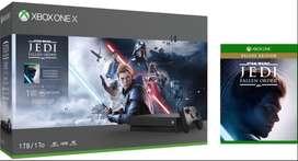 Xbox one x 1TB Star Wars