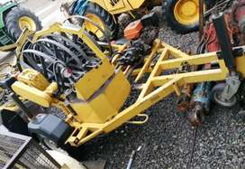 WINCHES PARA ENVOLVER CABLES- DIVERSOS IMPORTADOS con motor -made in INGLATERRA