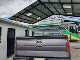 VENDO FLAMANTE CAMIONETA DOBLE CABINA F150 4*4