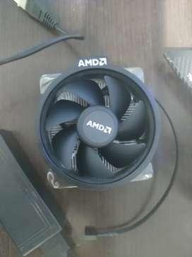 Discipador RYZEN 3600 AMD