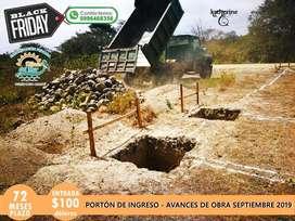 LOTES URBANIZADOS EN MANABI 200 M2 EN $11000 SIN INTERESES | SD2