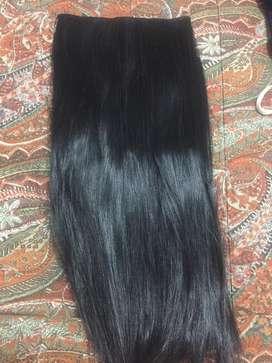 Cortina de cabello