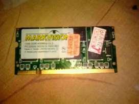 Memoria RAM portátil marca markvision