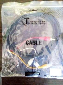 CABLE RCA A HDMI