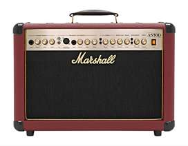 Marshall AS50D Ox Blood * Ed Limitada * Nuevo Sin Uso
