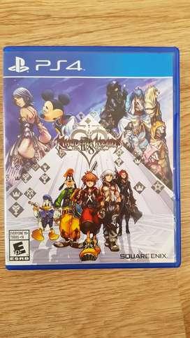 Kingom Hearts HD 2.8