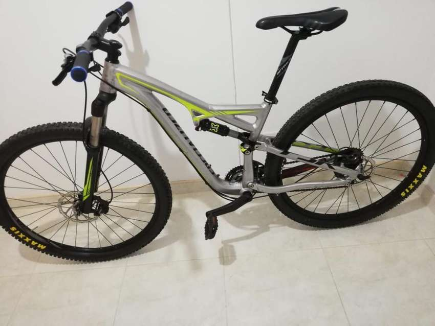 Specialized Camber Fsr 0