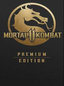 Mortal Kombat 11 Edicion Premium PC