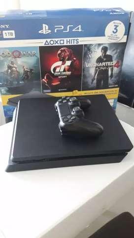 Playstation 4slim de 500gb
