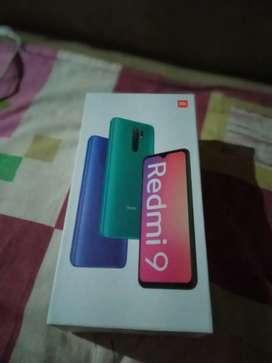 Vendo  mi Xiaomi redmi 9