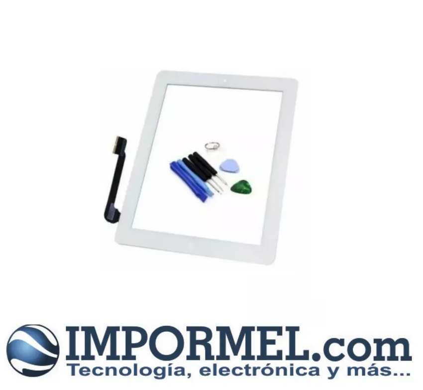 Touch Cristal iPad 3 4 A1416 A1430 Original Blanco Impormel