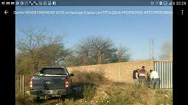 Lote Santiago Del Estero Capital