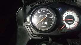 Honda CBF125, unico dueño.