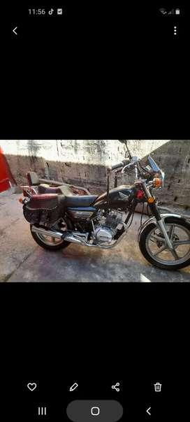 Vendo mi moto lineal