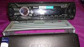 Estéreo Sony MP3