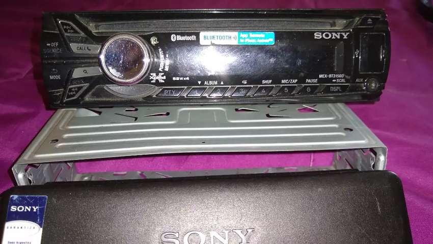 Estéreo Sony MP3 0