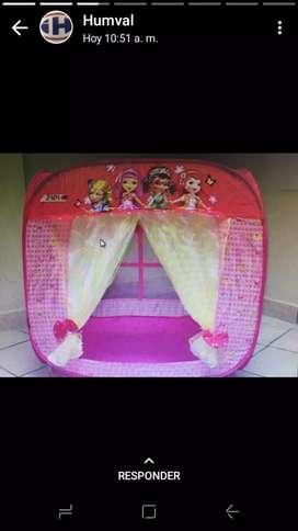 Vendo una carpa de princesas