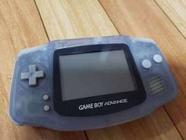 gba game boy advanced transparente