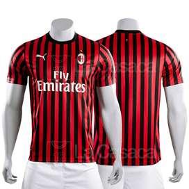 Camiseta Original Ac Milan Italia 2019-2020 Puma futbol
