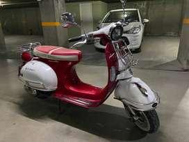 zanella MOD scooter 150